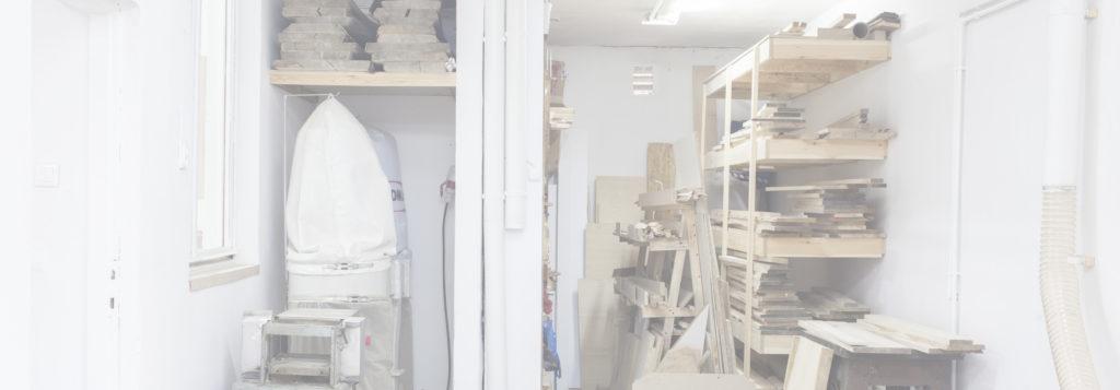 Baner pracowania deski drewno stolarnia Warszawa